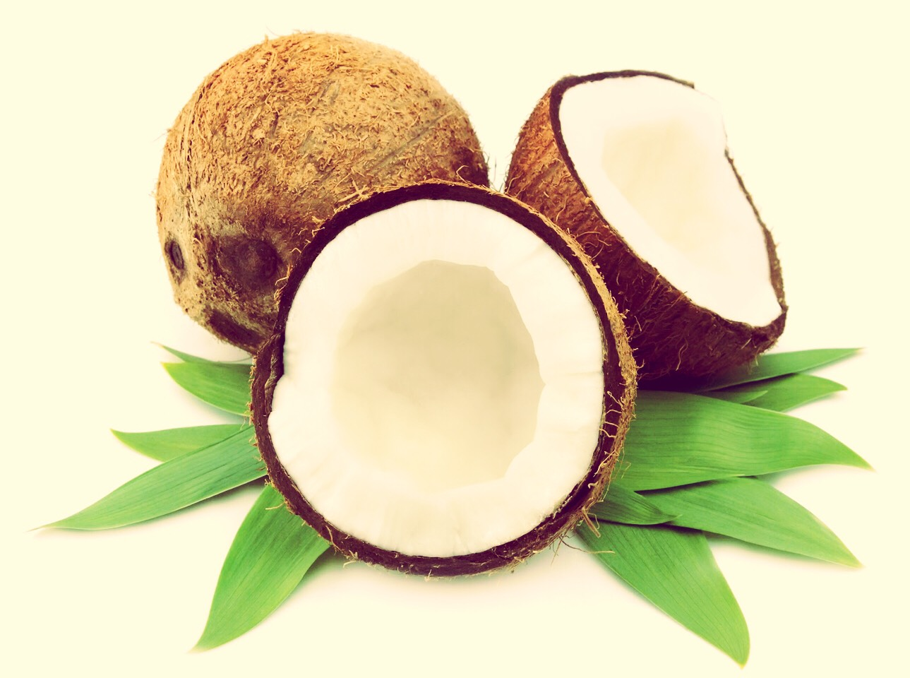 1/2 cup coconut oil 1/2 cup brown sugar 1/2 teaspoon vanilla Mix ingredients together. Rub on skin while in the shower, massage, and rinse.