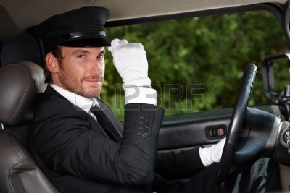 Chauffeur: 10-15% of cost.