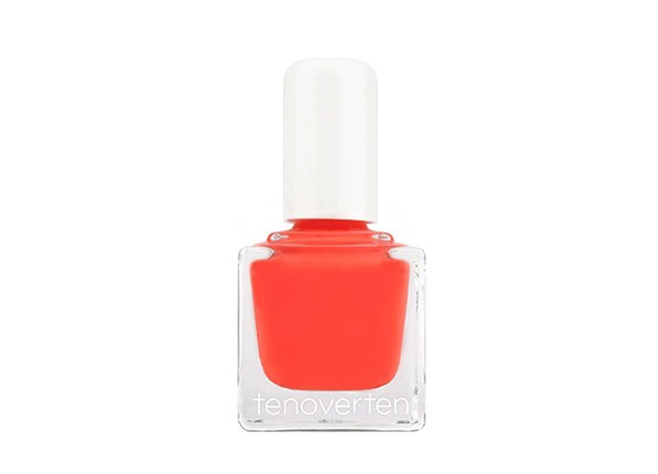 THE FLATTERING ORANGEY-RED