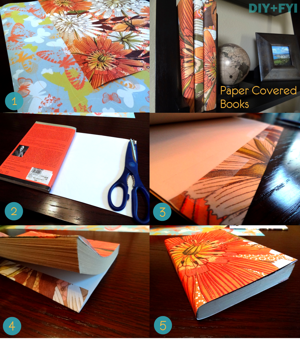 Diy Fashion Book Cover : Musely