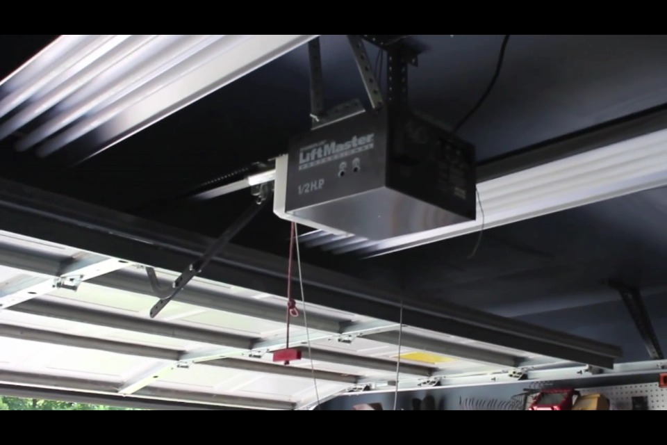 Upgrade your garage door opener.  They have a garage opener where you can access it through your mobile phone.  You don't have to worry about losing your garage opener remotes.