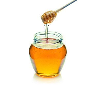 You will need      1tablespoon honey     1 tablespoon water