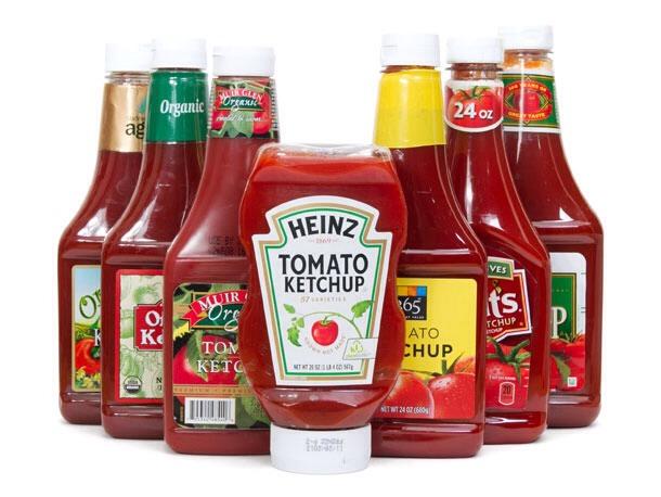 7. Ketchup