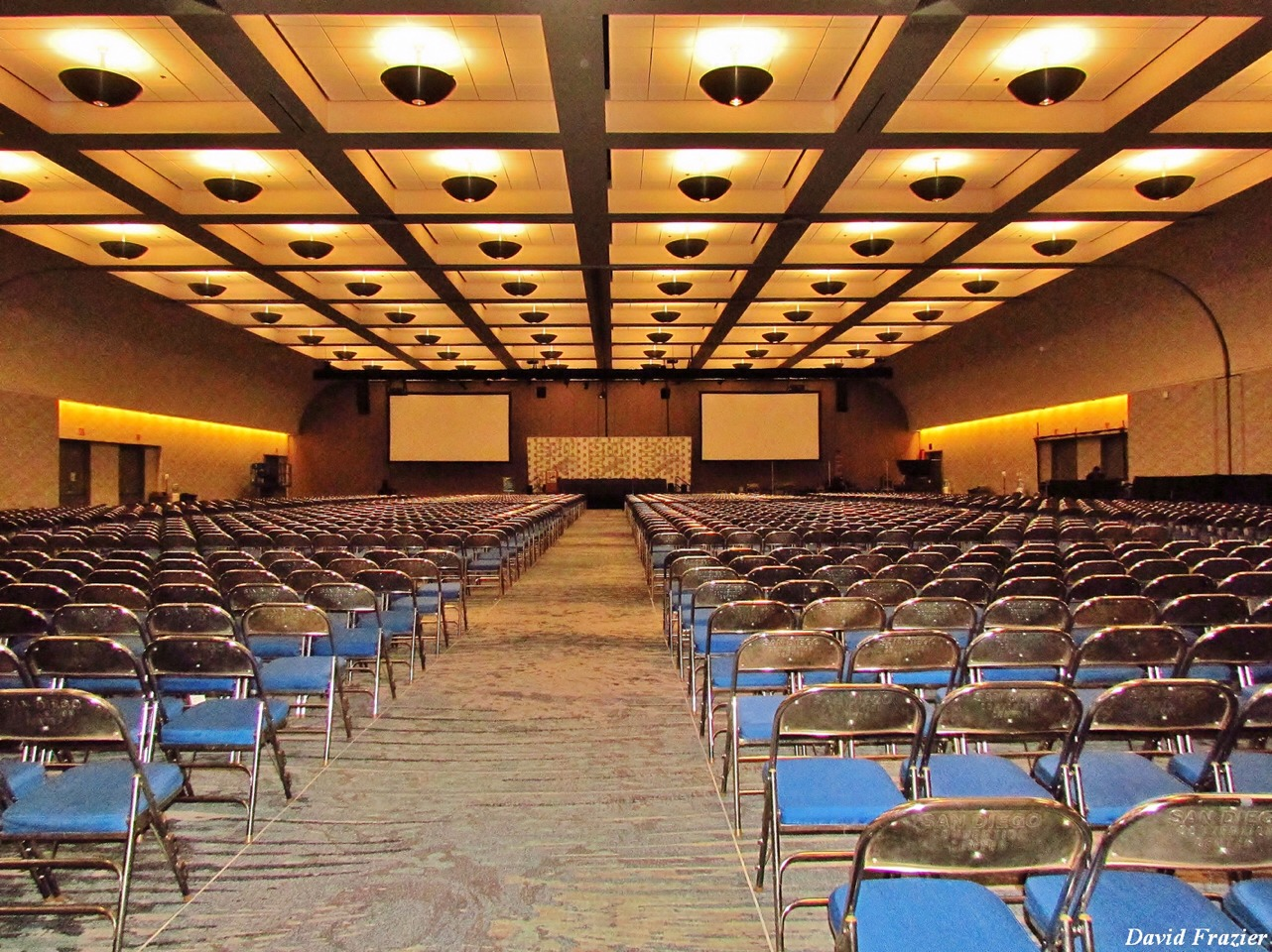 Do: Have fun at panels! Be light hearted and don't sit there with an unfeeling face just watching the panelists. You can laugh, cry, and joke with those around you, or even give the panelists a shout out! No one's here to judge you!