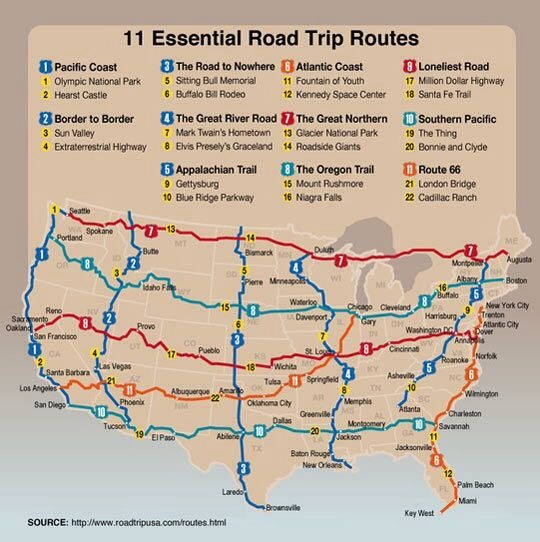 http://www.carinsurancequotes.net/8-ways-to-save-money-on-your-summer-road-trip/