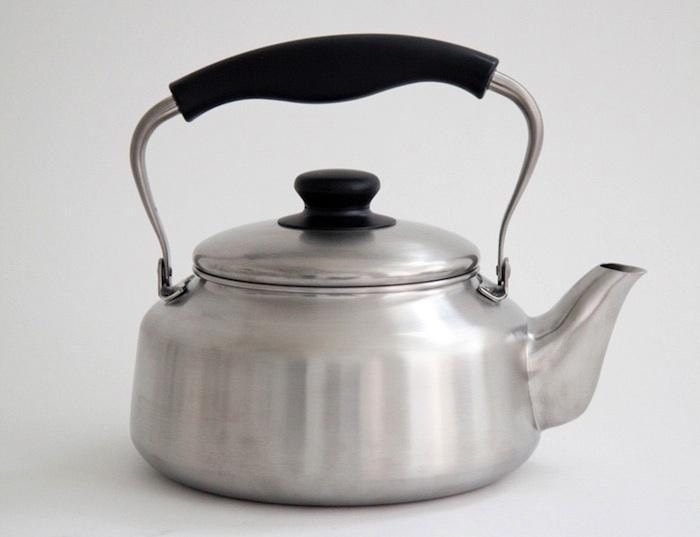 1.Turn on the kettle (if you would like it cold forget this step!)