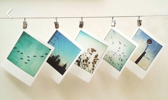 You can buy many types of these metal photo hangers at stores like urban outfitters!🌟