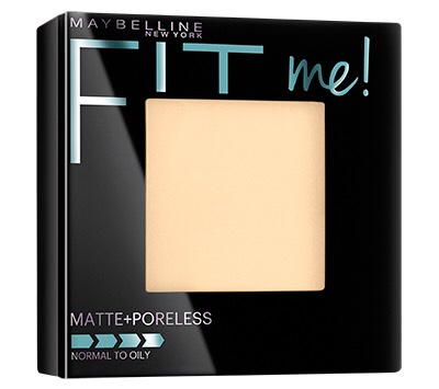 Maybelline fit me pressed powder (I use real techniques brushes)