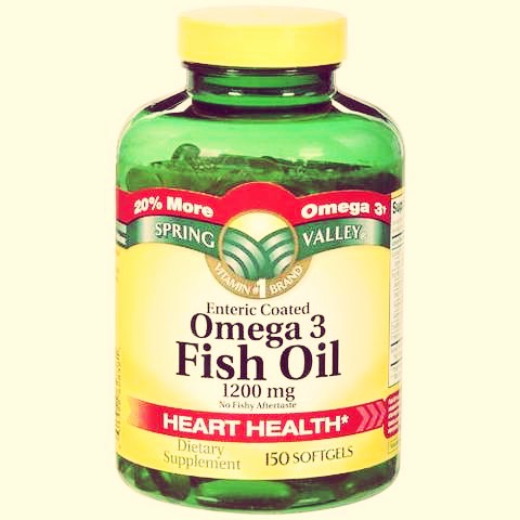 These supplements often contain fish oil which does come from fish and is not vegetarian friendly. A good source of omega 3 is in chia seeds.