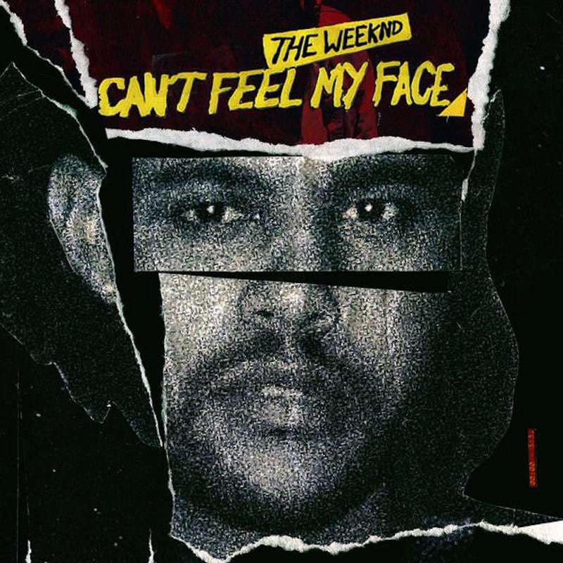 THE WEEKND - CANT FEEL MY FACE
