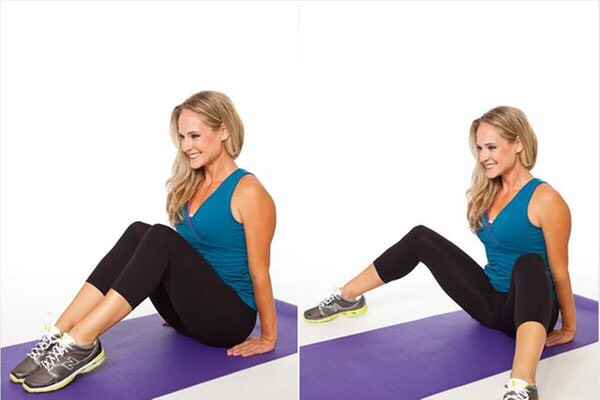 Repeat this exercise 20 times.
