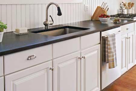 6.  DECLUTTER   Once the cooking begins in earnest, you'll appreciate extra areas to work. Go through your kitchen and remove extra items from countertops, tables and shelves to declutter. Place all these things into temporary storage and plan to get them back out again after the holiday.