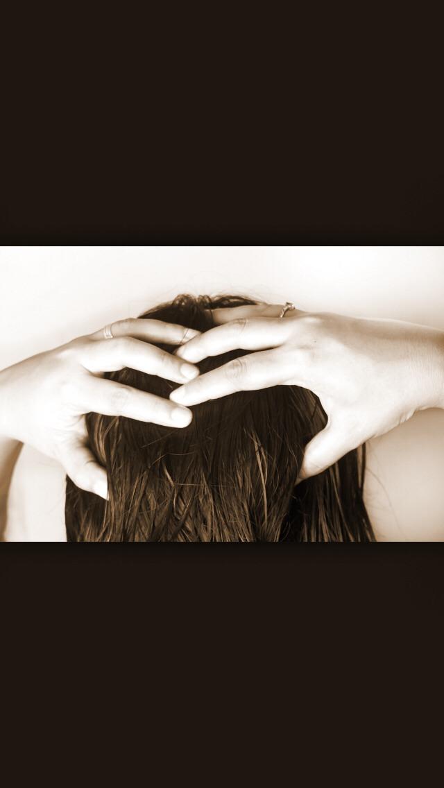 Massage the scalp regularly to stimulate hair growth.