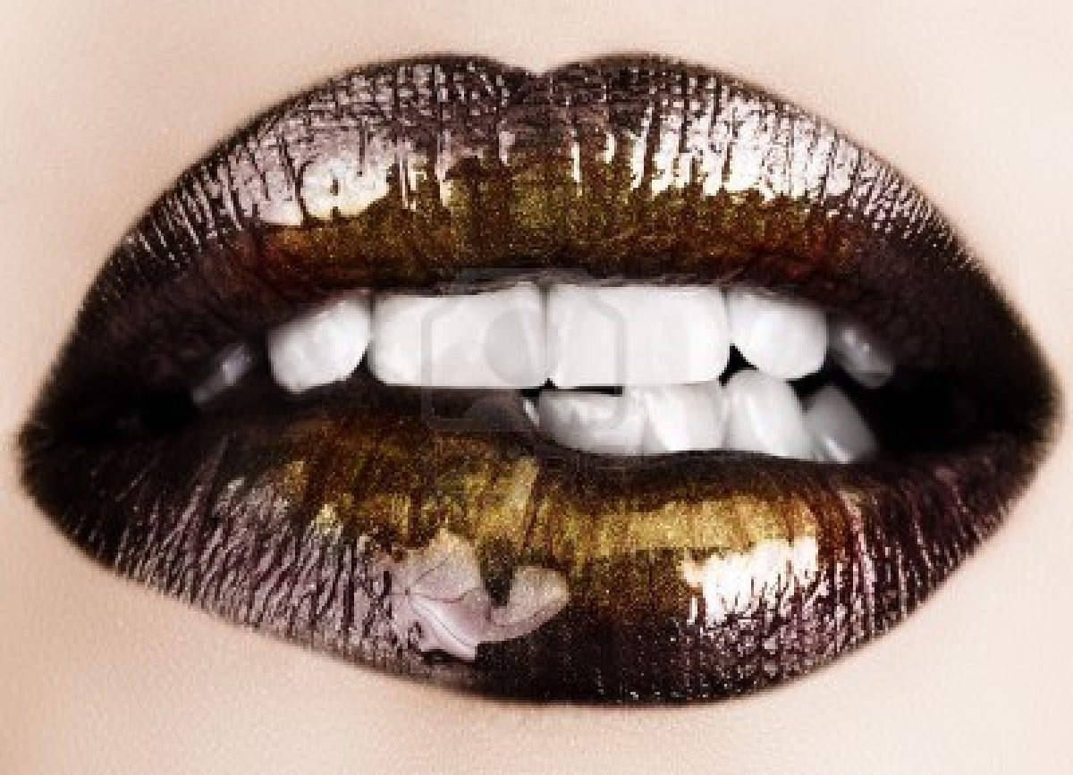 The darker the lips the better! Dare to step out of your comfort zone and try a dark lip this new year!