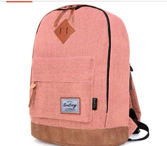 Also come in pink, blue and green.. Has side pocket under the straps