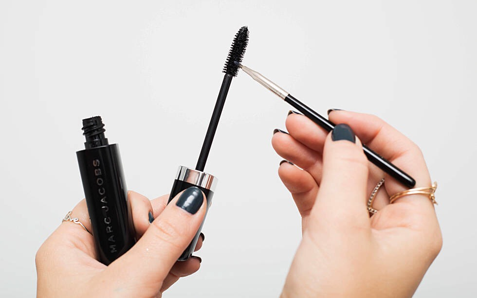 Ran out of gel liner? Get some mascara on a angled brush then apply as eyeliner