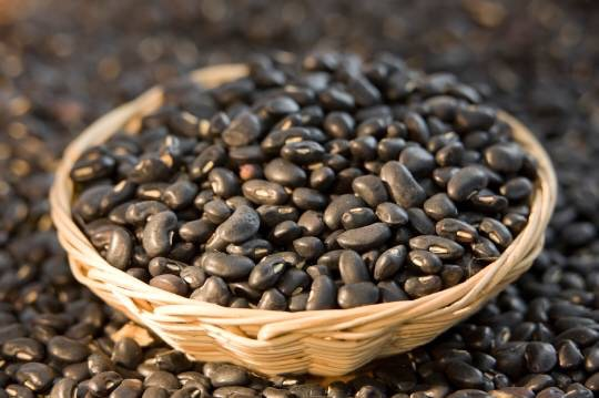 beans contain many health boosting compounds. Half a cup of beans gives your body 6 grams of fiber!