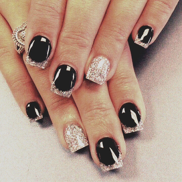 More of a glamorous nail