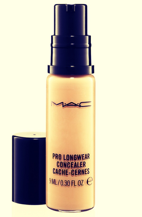 4) Conceal your under eyes for a nice, awake, clean looking finish!