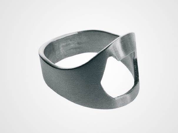Available at Amazon Ring Thing Bottle Opener