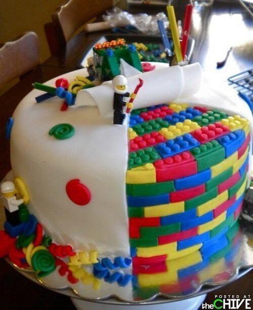 Lego! 😋