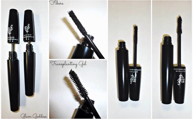 Get amazing length and volume like no other mascara!  -Start with transplanting gel, applying same as regular mascara -Apply natural green fibers to tips of lashes only  -Seal with coat of transplanting gel
