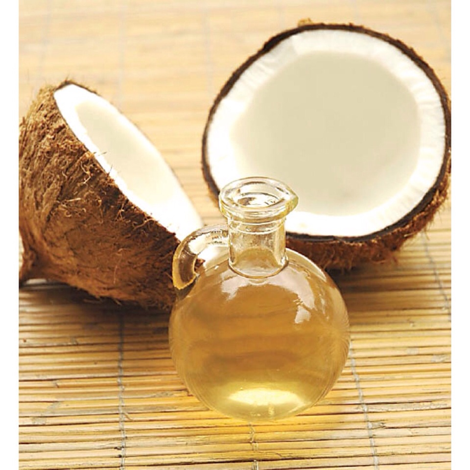 1. Moisture:   Coconut oil is one of the few oils out there that penetrates your skin similarly to water and actually moisturizes your skin. Yet, because this moisturizing product is an oil, it also does the job of sealing your pores, forcing the natural fats to be deposited and trapped right under