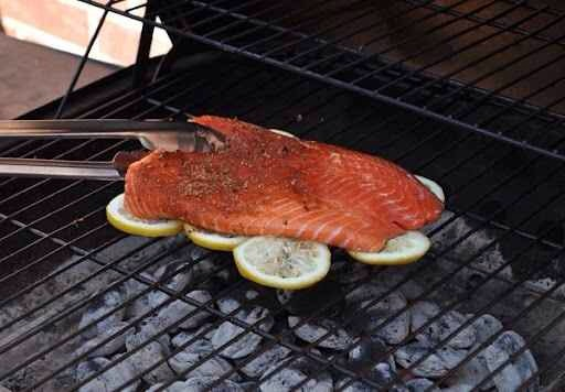 13. Grill Your Fish on a Bed of Lemons It will infuse the flavor and prevent your fish from sticking.