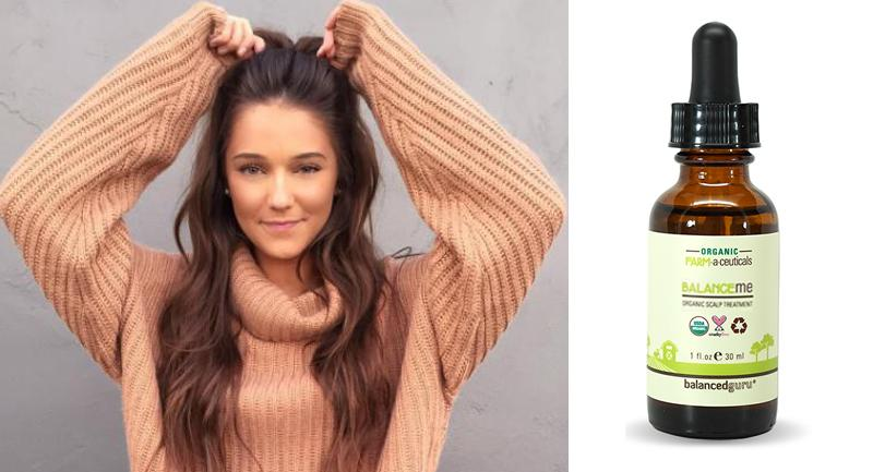 Fine haired ladies, we're here for you too  Since oil builds up faster, you might feel theneed to shampoo more often than your thick haired friends. Balanced Guru's Balance Me hair oil helps you fight the urge:– Replenishes dry scalp– Balances oils in your hair– Extends time between washes