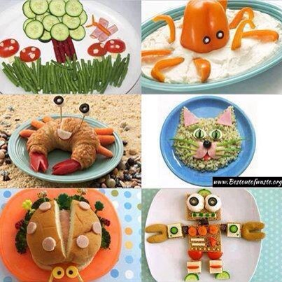 Awesome breakfast decoration..!!