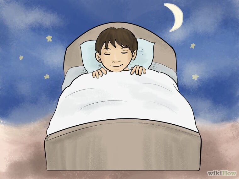 1. Plan to get a good night's sleep. Dreams occur when our bodies are in the sleeping stage known as REM, which stands for Rapid Eye Movement. The body is at rest, but the mind is active with dreams.