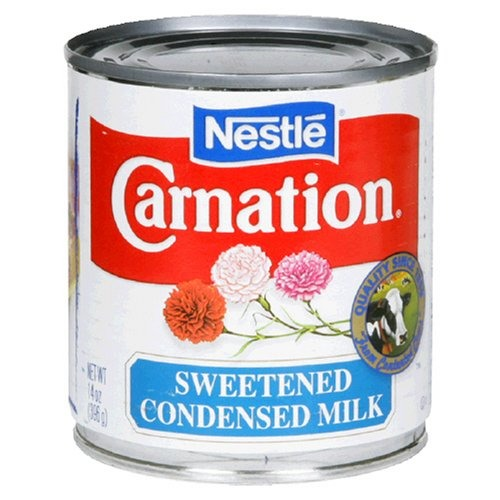 3/4 cup of sweetened condensed milk