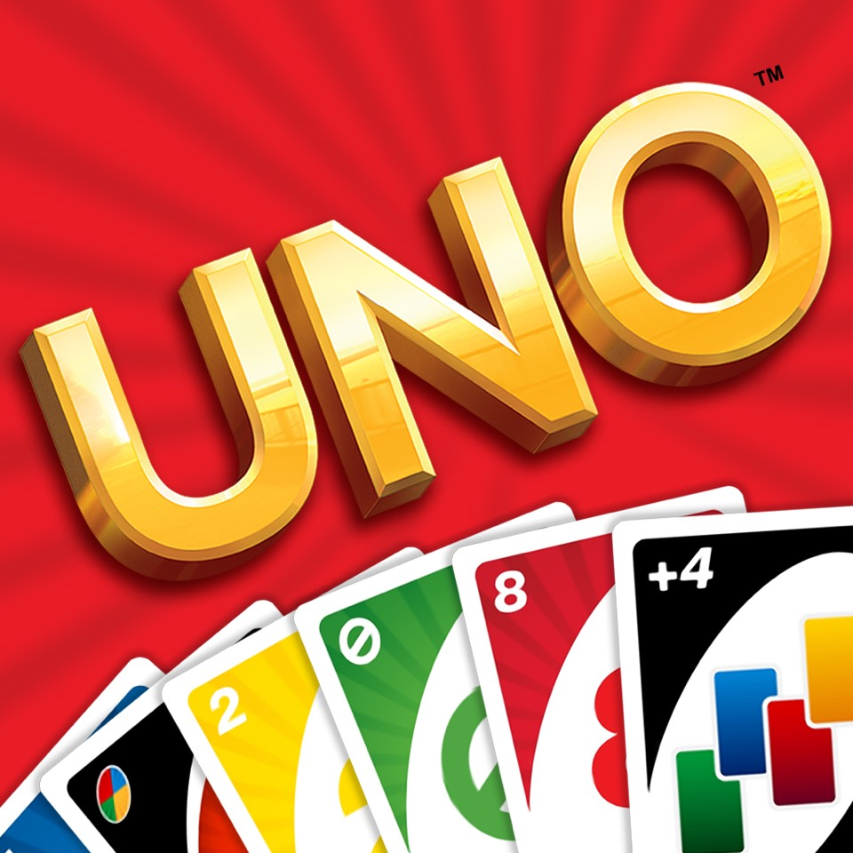 9.) uno! You usually get mad at your friends when you play this.