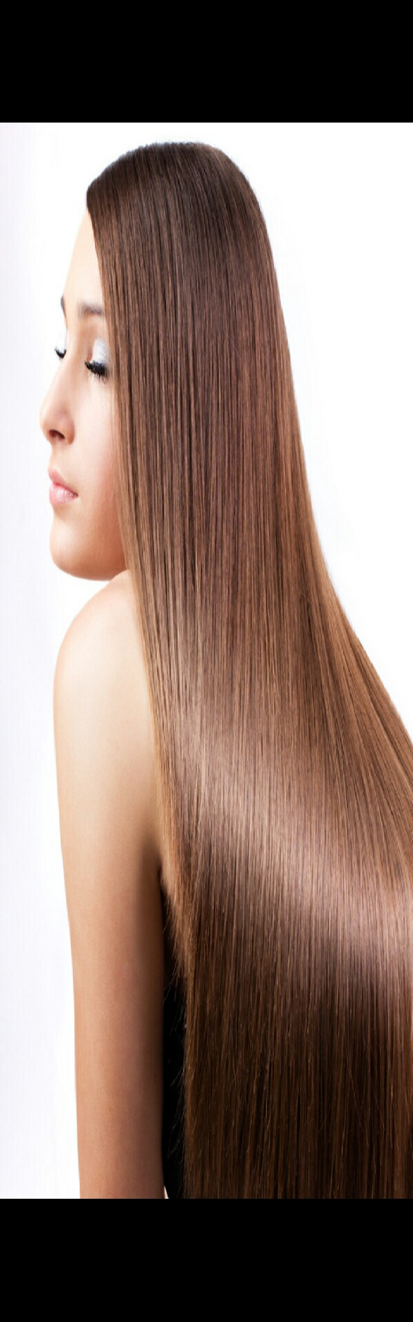 you can repeat whenever you think is necessary. it will leave you with BEAUTIFUL soft shiny hair! guaranteed!