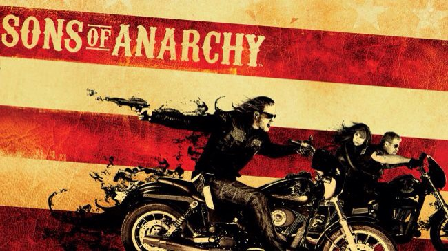 """""""SONS OF ANARCHY""""There's very good reason itis the highest rated show on FX ever-itsShakespeare-esque plot (think Hamlet on bikes), following the tumultuous lives of a motorcycle gang, has everyone who watches it gripped &is perfect for those looking for another Breaking Bad-style fix."""