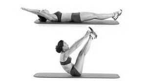 Do 100 a day for fast and best results for toning your core for that hot summer body!