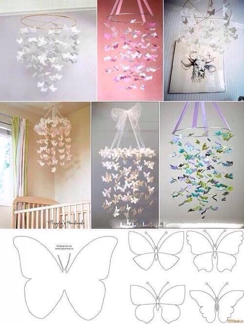 DIY Baby Room Decorations. Musely