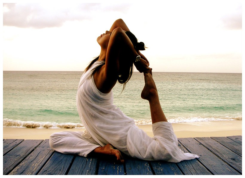 3) Practice Yoga  Quality strength training and cardio is the key but yoga can help take off back fat