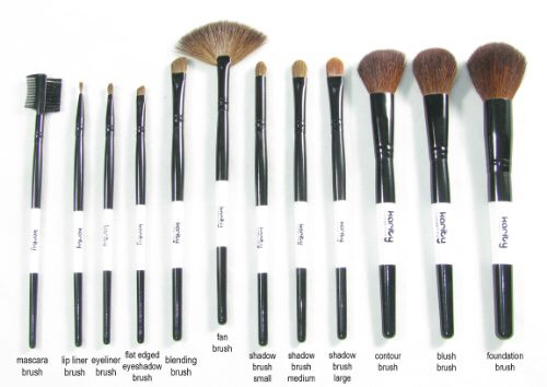 And your brushes 😌