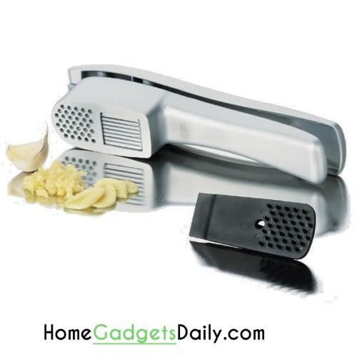 Garlic Press and Slicer Link: http://homegadgetsdaily.com/favorite-kitchen-task-garlic-press-and-slicer/