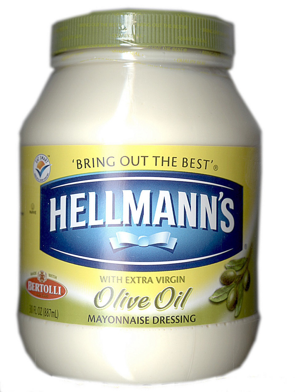 Rub mayonnaise on to the water stain!