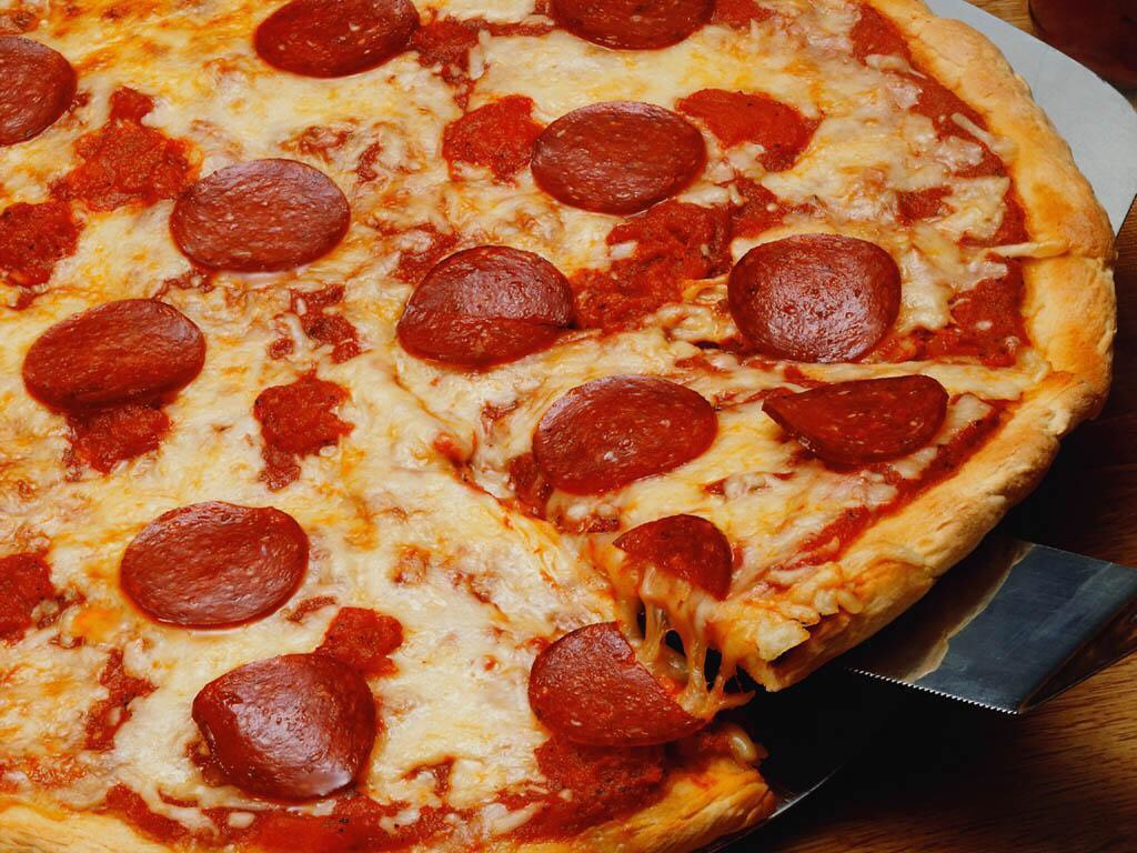 Make pizza! You can add toppings of your choice and also have a delicious dinner