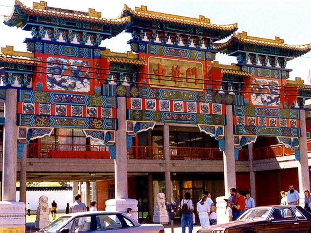 go to chinatown