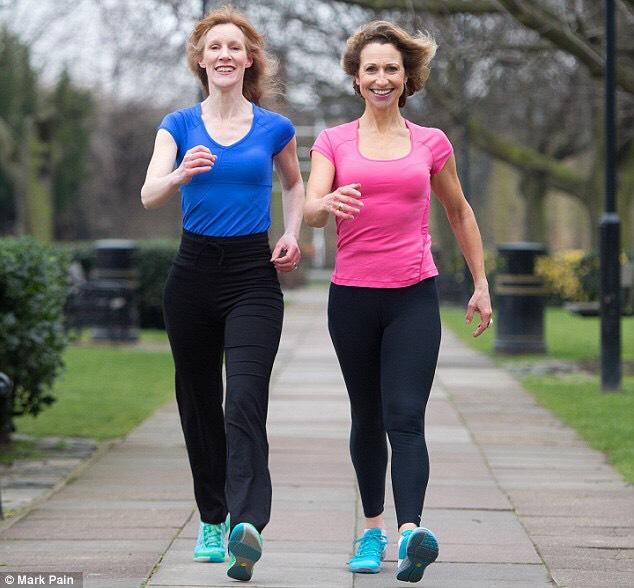 Как правильно ходить чтобы похудеть Исследование ученых