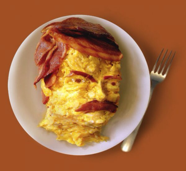 12. Bacon Ron Swanson