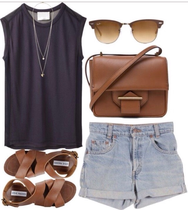 Cute outfit to wear to school as the year comes to an end!