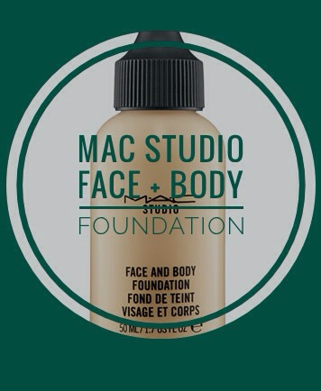 MAC STUDIO Face + Body Foundation | I am OBSESSED. This foundation has a slight glow to the finish, but it never gets to the point of making me look like a disco ball. When I just want a bit of coverage, I can use a tiny amount of this + it gives the perfect sheer finish.