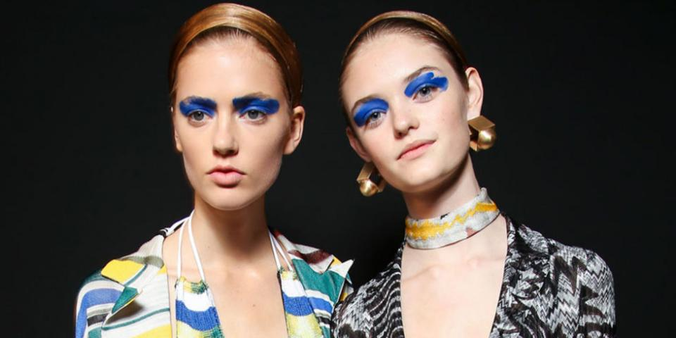There's a new hue in town and it's brighter and bolder than ever! That's right. Blue is back and we couldn't be more stoked. Inspired by Spring 2016 runway beauty looks, here are three blue eye looks you have to try.