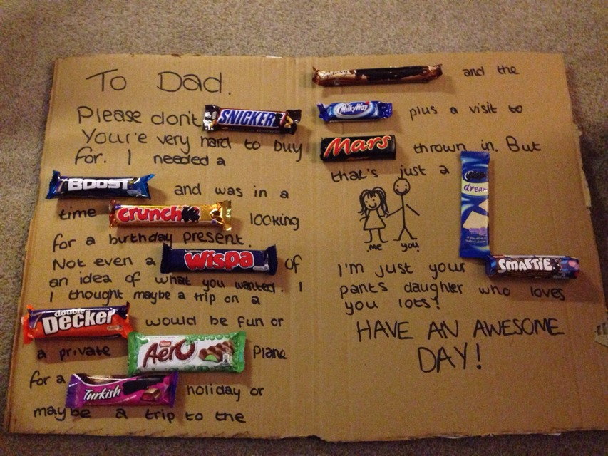 Musely – Chocolate Birthday Cards