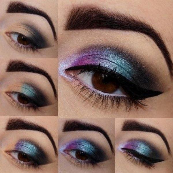 7 DIY Eyemakeup Tutorials